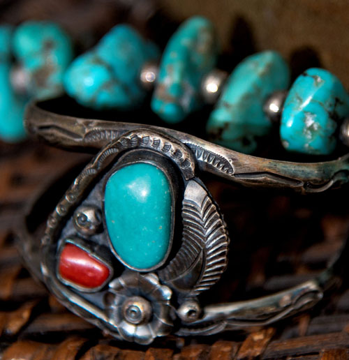 Turquoise on Display