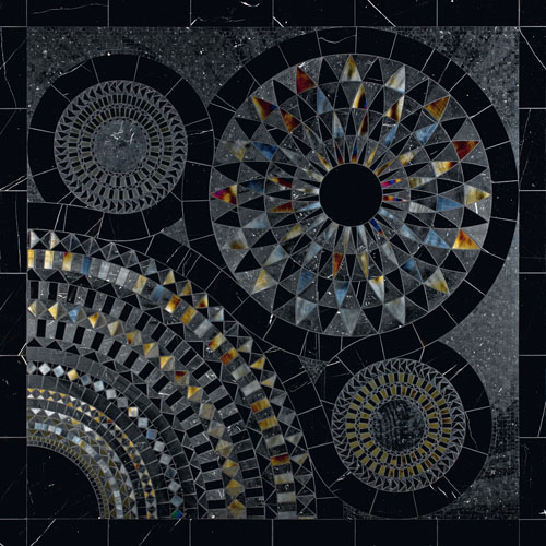 Artistry and artifice in new tiles