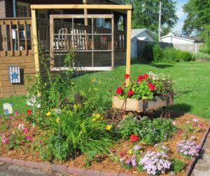 Ms. Becky's Garden